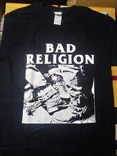 BAD RELIGION boots T-Shirt. 2Xl  medium small green day Clash