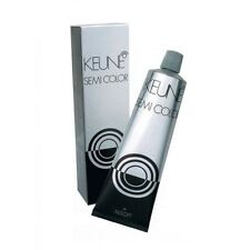 Keune Semi Color Permanent hair Color (escolha Sua Cor) 60ml Tubo