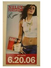 Nelly Furtado Poster Loose Belly Shot Promo