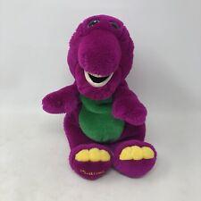 "Vintage Barney The Dinosaur Plush Stuffed Animal 1992 Dakin 14"" Toy 90's"