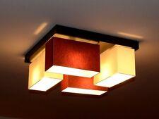 PLAFONNIER SUSPENSION LUMINAIRE LAMPE 4 à flammes Conception Top IBIZA V4M