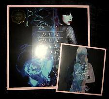 """DUM DUM GIRLS Too True - LP + 7"""" - Ltd. Coloured Vinyl + MP3 (Looser Edition)"""