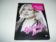 Blondie - Live ! * DVD UK / HOLLAND 2002 *