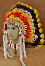Imitation Native American War Bonnet (INWB125)