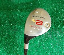 "Taylormade B Burner Rescue Left Hand Regular Shaft 41""  Good Driver"