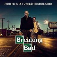 Breaking Bad (Music From The Original Television Series) - Various (NEW CD)