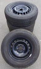 4 VW Kompletträder VW Crafter 2 235/65 R16C Stahl 6,5Jx16C ET60 2N0601027 Demo