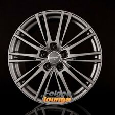 4 Cerchi in lega WHEELWORLD wh18 DAYTONAGRAU (DG Plus) 9x20 et37 5x112 ml66, 6 NUOVO