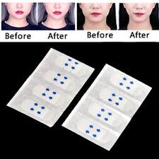 40Pcs V Shape Face Lift Up Fast Work Maker Chin Tape Face Lift Up Shape Sticker