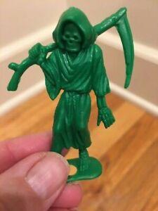 Vintage MPC Green Creature of Doom 1960s Plastic Halloween Horror Figure