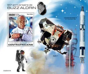 Central Africa 2020 Buzz Aldrin, astronaut, apollo 11 ,space  S202003