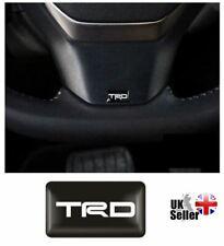 Toyota TRD Logo Emblem Sticker Decal Badge Yaris Aygo Auris Avensis GT86 Prius