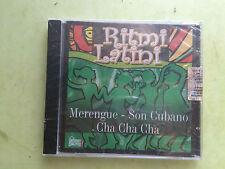 cd audio ritmi latini - merengue son cubano cha cha cha hobby e work blisterato