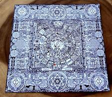 Psychedelic Grateful Dead Double Sided Blotter Art 900 Hits Unique Hippie Design