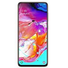 SAMSUNG GALAXY A70 (2019) 128 GB DUAL SIM, NO BRAND,COLORE CORAL GARANZIA ITALIA