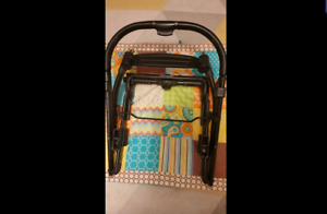 Babystyle Oyster Chassis frame Black Parts Spares B