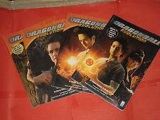 DRAGON BALL EVOLUTION TRILOGIA COMPLETA N°1/3 +SPECIAL ROMANZO MANGA STAR COMICS