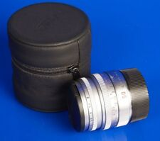 Leica Summicron M 2/50 chrome/argent #3756671 Toms-Camera-Chargement achat/vente