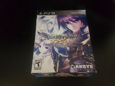 Record of Agarest War Zero Limited Edition [PS3] [PlayStation 3] [Complete Set!]