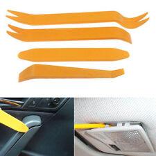 Car Trim Removal Tool Pry Panel Dash Radio Door Body Clip Installer Kit 4Pcs