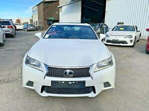 WRECKING LEXUS GS300, 10 SERIES, SEDAN, 04/2012-     ALL PARTS AVAILABLE