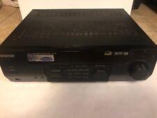 Kenwood AV Surround Receiver Power Amplifier Tuner DTS Digital Encoding VR-505