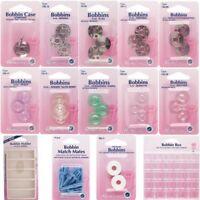 Hemline Bobbins Sewing Machines Metal, Plastic All Types