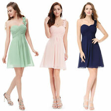 Polyester One Shoulder Hand-wash Only Formal Dresses for Women