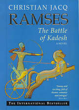 The Battle of Kadesh (Ramses), Very Good Condition Book, Jacq, Christian, ISBN 9