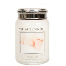 Rain **SPECIAL OFFER** Village Candle Double Wick Large Candle Jar