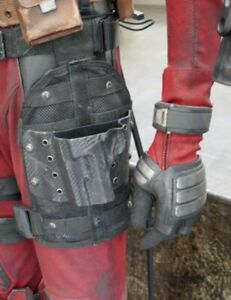 Deadpool Costume Wrist Band Bracelets