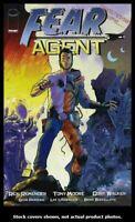 Fear Agent Ash 1 Image  VF/NM Limited Edition Ashcan, Seth Rogan Optioned