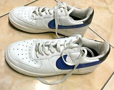 Nike Air white  color woman shoes size 8