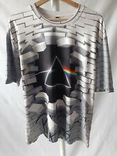 More details for pink floyd the wall t-shirt - size l - free postage!
