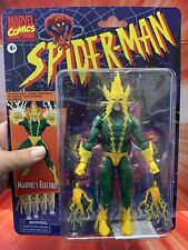 Spider-Man Marvel Legends Retro Collection ~ ELECTRO ~ IN HAND ~ SHIPPING NOW