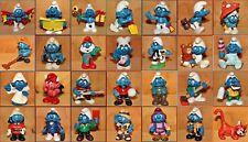 PROMO !!!  Figurines Schtroumpfs SCHLEICH TBE (smurf pitufo schlumpf puffi)
