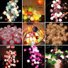 20LED Cotton Ball FAIRY String Lights Party Wedding Christmas Decor Lights Hot