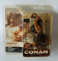 McFarlane Conan The Hour of the Dragon Conan The Indomitable 16 cm Figur 5+ Neu