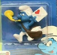 Smurfs Schleich Postman Mailman Only Toys R Us Sticker Vintage Payo Toy 1978 New