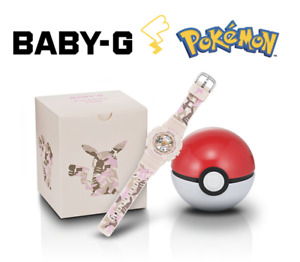 Casio BABY-G x Pikachu 25th Anniversary BA110PKC-4A Pokemon Limited Edition