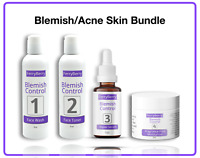100% Natural & Organic Acne / Blemish Treatment System Pimple Removal Face Wash