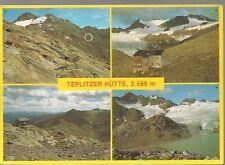 RIFUGIO VEDRETTA PENDENTE/TEPLITZER HÜTTER - 4 VEDUTE - V1987