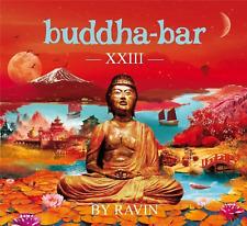 Buddha-bar XXIII By Ravin  VARIOUS ARTISTS 2 CD SET  (7TH MAY) PRESALE