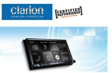"""Clarion FX688A 6.75"""" Double Din Mechless Head Unit w/ CarPlay Android"""