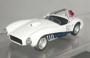 Russian 1/43 Zil - 112 S Sport White