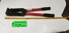 Quick Cable 4247-001 Hex Crimp Junior 8-1/0 Gauge Rotating Dies.  lot#1 shelf a6