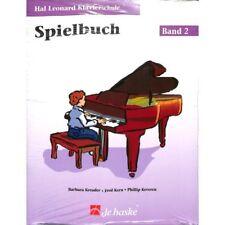 Klavierschule - Spielbuch 2 & Mitspiel-CD - Klaviernoten [Musiknoten]
