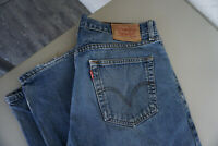Levis Levi's 753 Herren Jeans Hose 36/30 W36 L30 stonewashed blau used look AB35