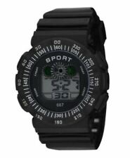 Multifunction Sports Watch 667 (Black)