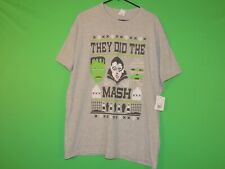 They Did The Mash / Monster Mash Mens Size XL Extra Large Halloween T Shirt NEW